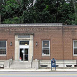 Jim Thorpe Post Office